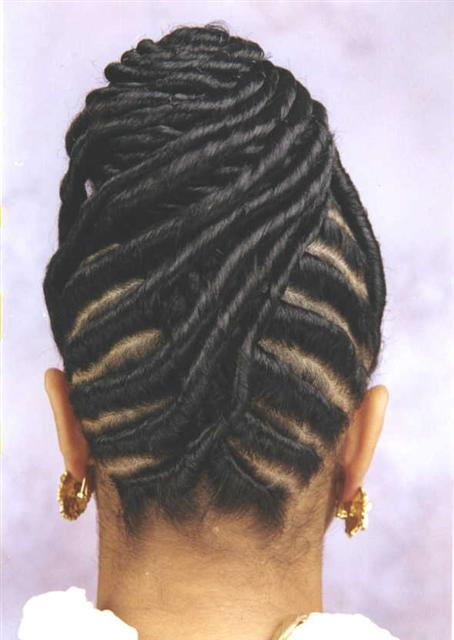 twist braid hairstyles. Flat Twist. Children Styles