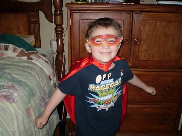 Super Hero!!