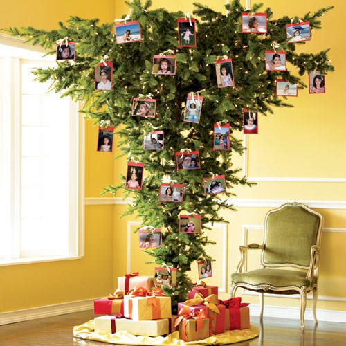 lucky little stars: Wait just a minute... Upside Down Christmas Trees?