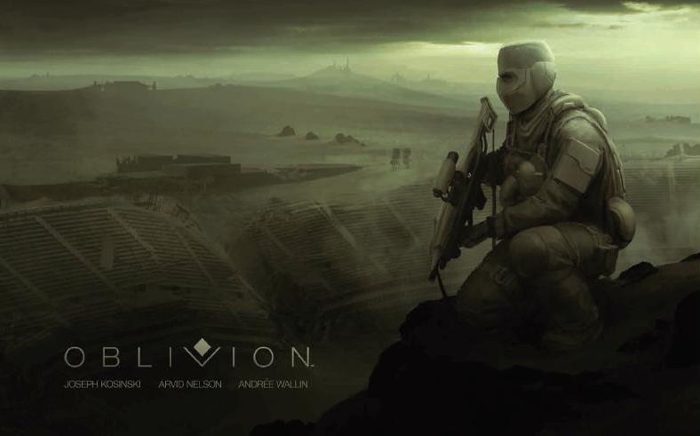 oblivion 1 Tom Cruise to Star in Sci Fi Oblivion Adaptation