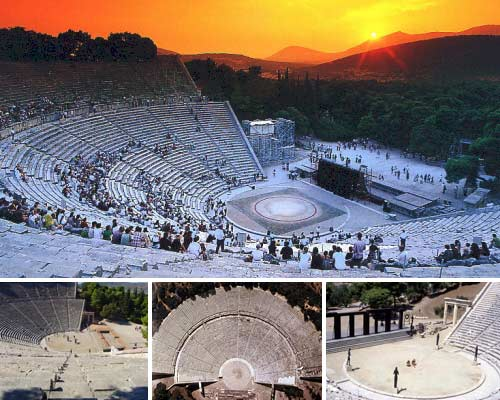 2 17 Stunning Auditoriums & Theatres From The Ancient World