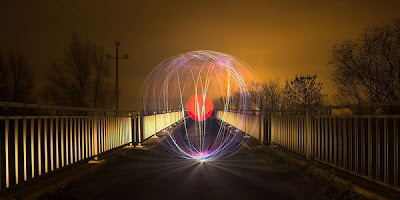 best light graffiti photography