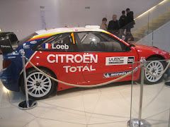 Citroen de Loeb