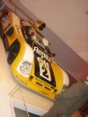Renault de las 24 horas de Le Mans