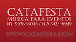 CATAFESTA Música para Eventos
