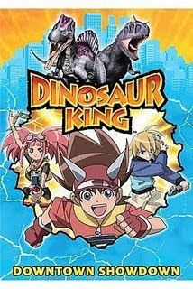 Dinosaur King: Downtown Showdown (2009)