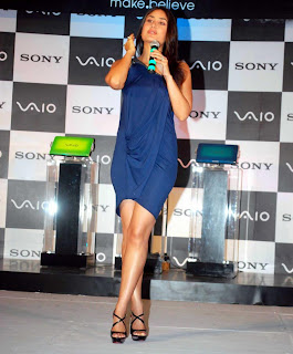 Kareena Kapoor launches the latest Sony Vaio