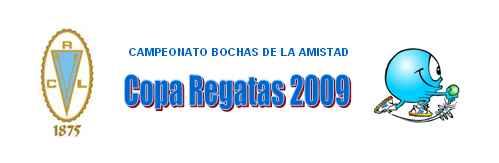 COPA REGATAS 2009