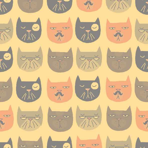 Marmalade39;s Notepad: Free Mr Moggie and Teatime Tile Backgrounds