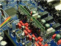 DUAL GENERAZIONE SCOPO RC4558P TEXAS INSTRUMENTS OP AMP 4558 Dip