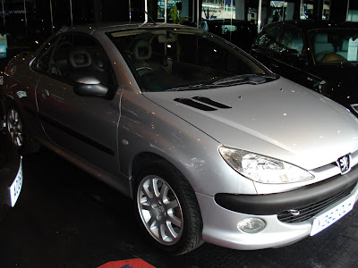 used Peugeot Coupe 2001
