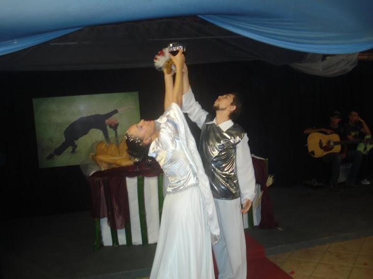 Escola de profetas da dança2008