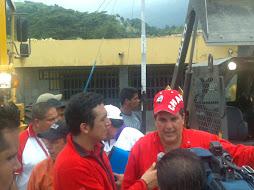 Gobernador Marcos Diaz