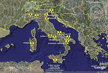 Vecchi siti delle centrali nucleari in Italia