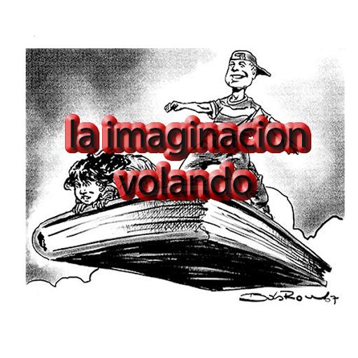 La imaginacion volando