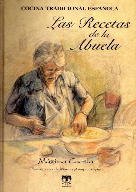 Mis recetarios las recetas de la abuela cocina for Cocina tradicional espanola
