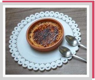 Crème brùlée caramellizzato