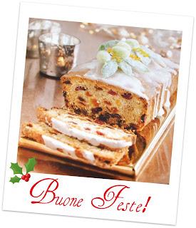 Torta di albicocche, mandorle e mirtilli rossi