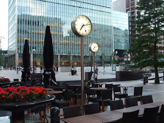 Canada Square, Canary Wharf