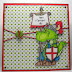 Dragons and Dinosaurs....Happy St Georges Day and a Fabulous freebie!