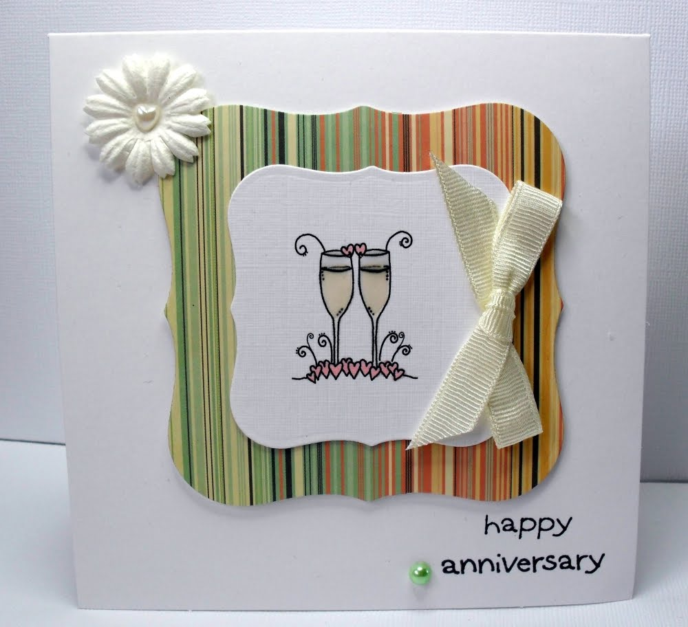 Clean And Simple Anniversary Cards Milliesmarvels