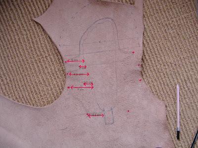 Viking shoes tutorial