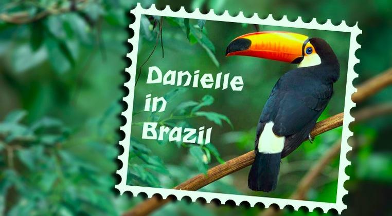 Danielle in Brazil
