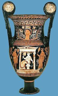 Apulian vase
