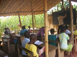 School time at Sankofa