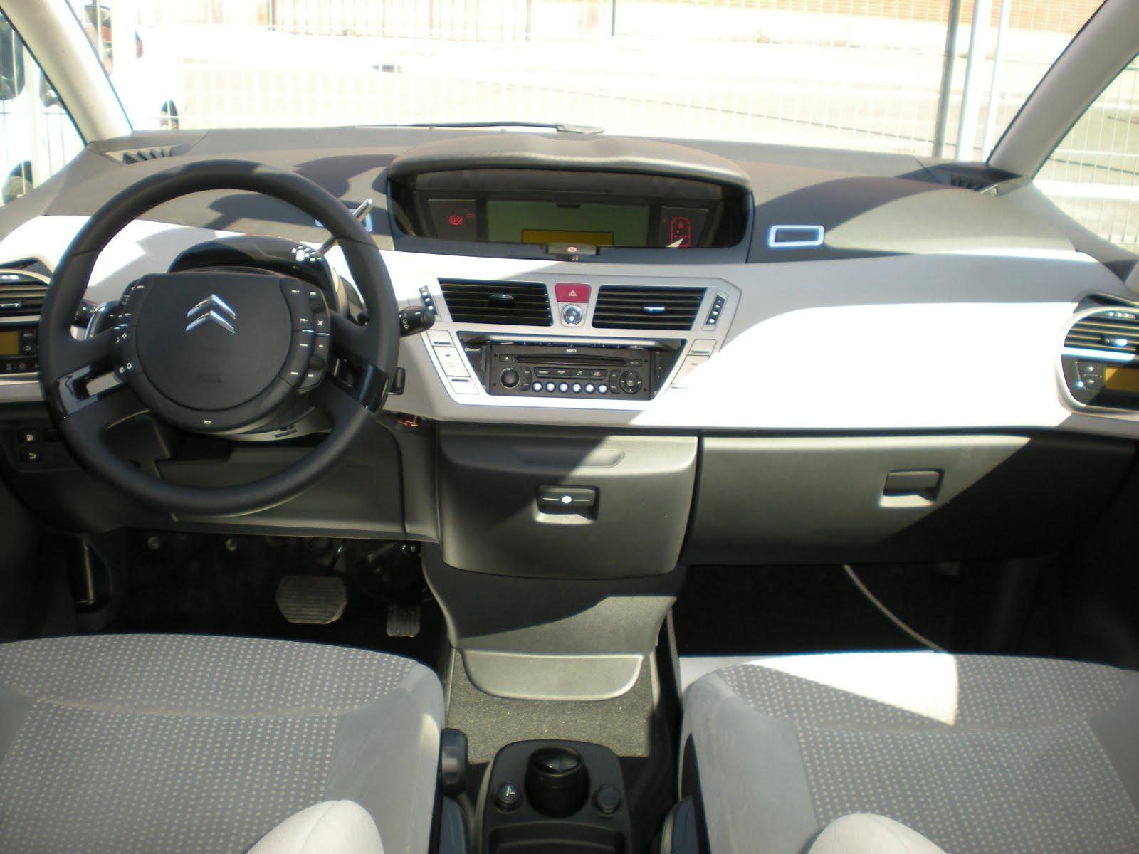 vehiculos de seleccion  c4 picasso hdi 110 cv cmp exclusive