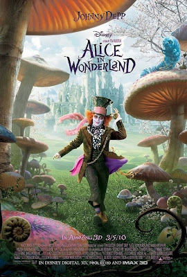 Baixar Alice no País das Maravilhas TS H264 Dublado As aventuras de uma jovem garota, Alice (Mia Wasikowska) que, após cair no sono,
