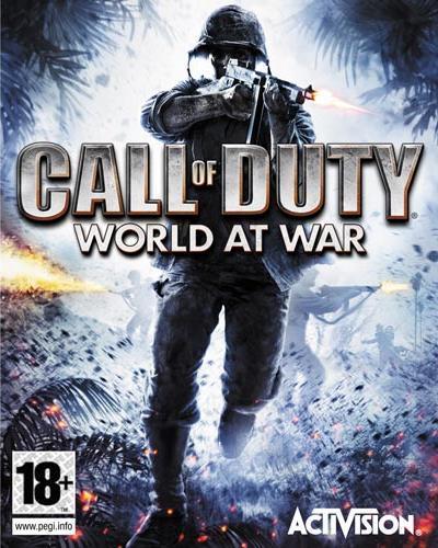 Download - Call Of Duty 5: World At War+crack+Serial Call of Duty: World at War é o mais novo jogo da popular série criada pela Infinity Ward. Desenvolvido pela Treyarch, o jogo marca a volta de CoD à temática original, ou seja, a Segunda Guerra Mundial.