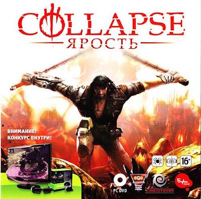 Download Collapse: The Rage (2010/RUS/1730Mb) O jogo é notável por combinar Quick Time Events e espada batalhas semelhantes aos da série God of War,