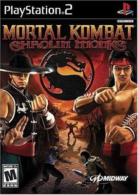 Detonado: Mortal Kombat Shaolin Monks (MKSM)