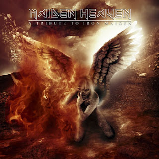 Maiden Heaven: A Tribute To Iron Maiden 1. Prowler (Black Tide) 2. Remember Tomorrow (Metallica) 3. Flash Of The Blade (Avenged Sevenfold) 4. 2 Minutes To Midnight (Glamour Of The Kill) 5. The Trooper (Coheed & Cambria)