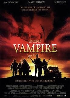 Vampiros de John Carpenter Tamanho : 351 MB Resolução : 544 x 368 Frame Rate : 30 Fps Qualidade : RMVB Qualidade de Áudio : 10