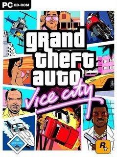 GTA Vice City - Portátil Grand Theft Auto: Vice City é o quarto game da famosa franquia, e foi, durante muito, o jogo mais vendido do Playstation 2.