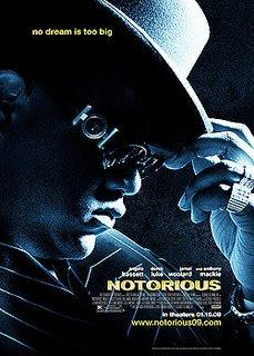 Notorious O filme relata a história da vida de Christopher Wallace, conhecido como The Notorious BIG, que em poucos anos,