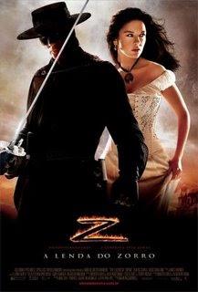 A Lenda do Zorro Em1850 A população da California está desejosa em se tornar o 31º estado dos Estados Unidos, o que vai de encontro aos interesses de uma misteriosa organização medieval.
