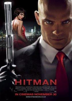 Hitman - Assassino 47 O agente 47 (Timothy Olyphant) foi criado para ser um exímio matador de aluguel. Suas armas mais poderosas são a ousadia e o orgulho que têm ao executar cada trabalho.
