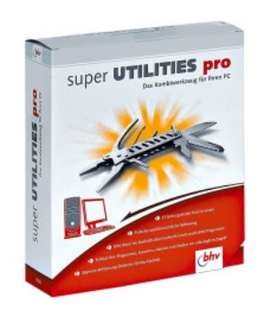 Super Utilities Pro 9.6.18 Super Utilities é uma coleção de aplicações que irão corrigir, acelerar, manter e proteger seu PC.