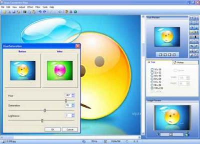 Icon ConverterPlus 4.6 Icon Converter Plus é um poderoso pacote de Icon ConverterPlus 4.6  de ícone , conversão e alteração.