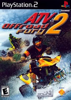 ATV Offroad Fury 2 [PS2] Game: PS2 Região: NTSC