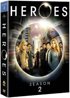 Heroes 2ª Temporada [Dual Audio] DVDRip XviD Quando a série indicada ao Emmy retorna, as pessoas com habilidades especiais esforçam-se para voltar a serem normais quatro meses depois dos eventos