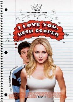 Eu te Amo, Beth Cooper Rapaz anuncia sua paixão pela garota mais atraente e popular da escola – Beth Cooper- justamente durante seu discurso de graduação. Para a sua surpresa, Beth aparece em sua porta naquela mesma noite decidida a lhe garantir a melhor noite de sua vida.