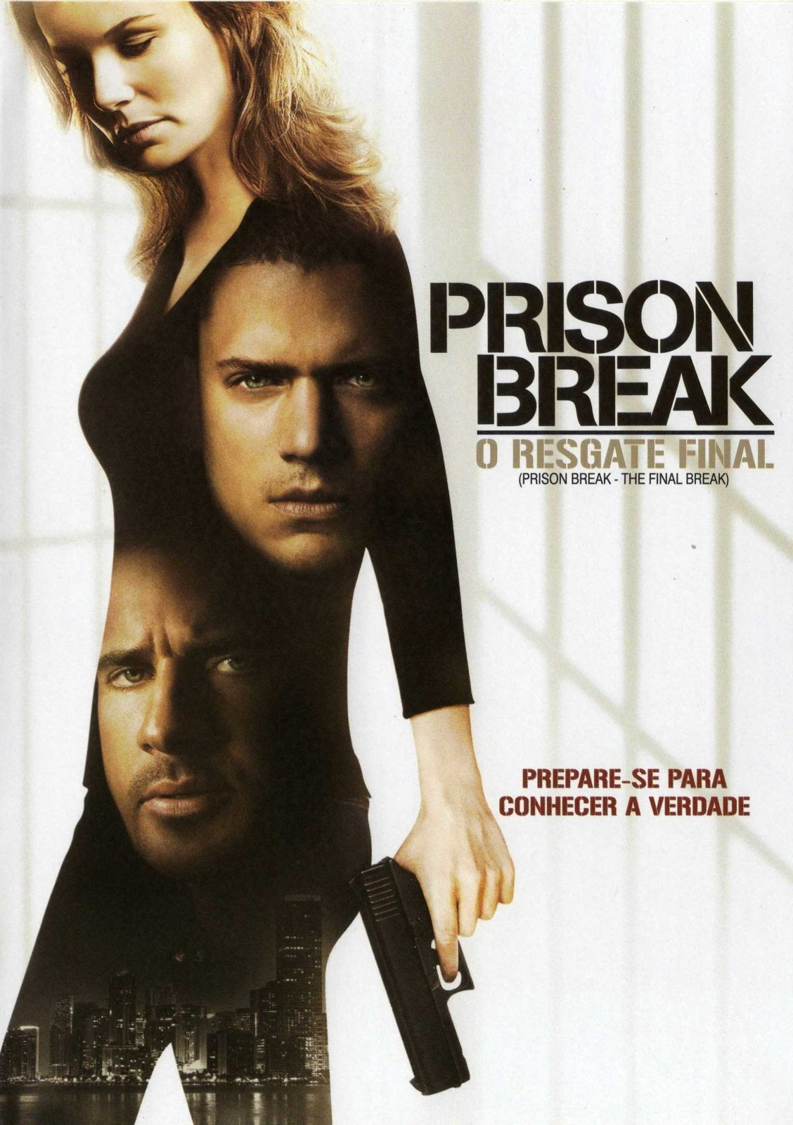 Prison Break – O Resgate Final – Dublado