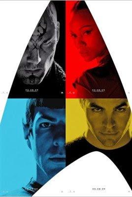 Star Trek 2009 – DVDRip Dublado O destino da Galáxia está nas mãos de amargos rivais de mundos bem diferentes. James Tiberius Kirk é um adolescente rebelde de Iowa sempre em busca de emoções, um líder por natureza à procura de uma causa. Spock cresceu no planeta Vulcano, excluído por ser metade humano.