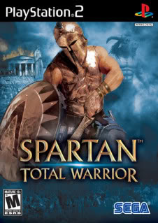 Download Spartan Total Warrior NTSC ps2