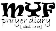 MYF Prayer Diary Access