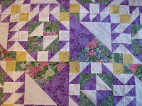Quilt from Book Eleven of The Quilt Ladies Book Collection, My Home